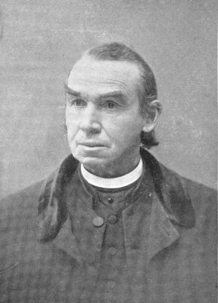 Fr. Peter P. Cooney, C.S.C., chaplain of the 35th Indiana (originally published in William Corby's Memoirs).